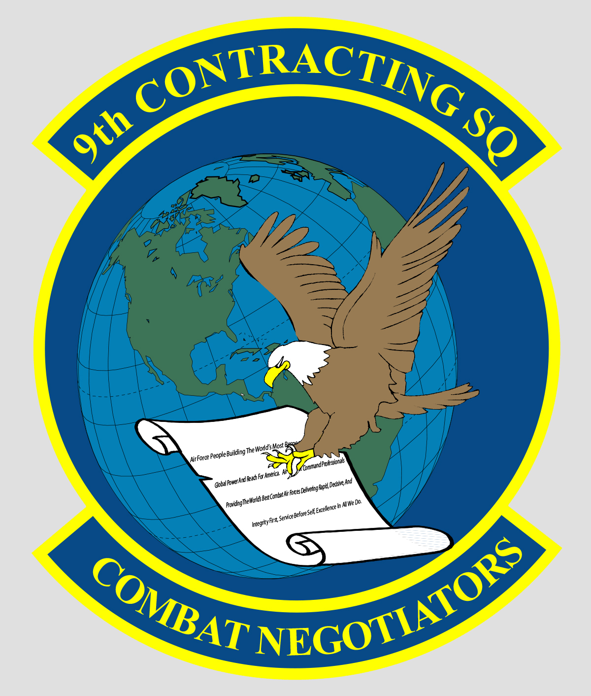 9th Contracting Squadron
