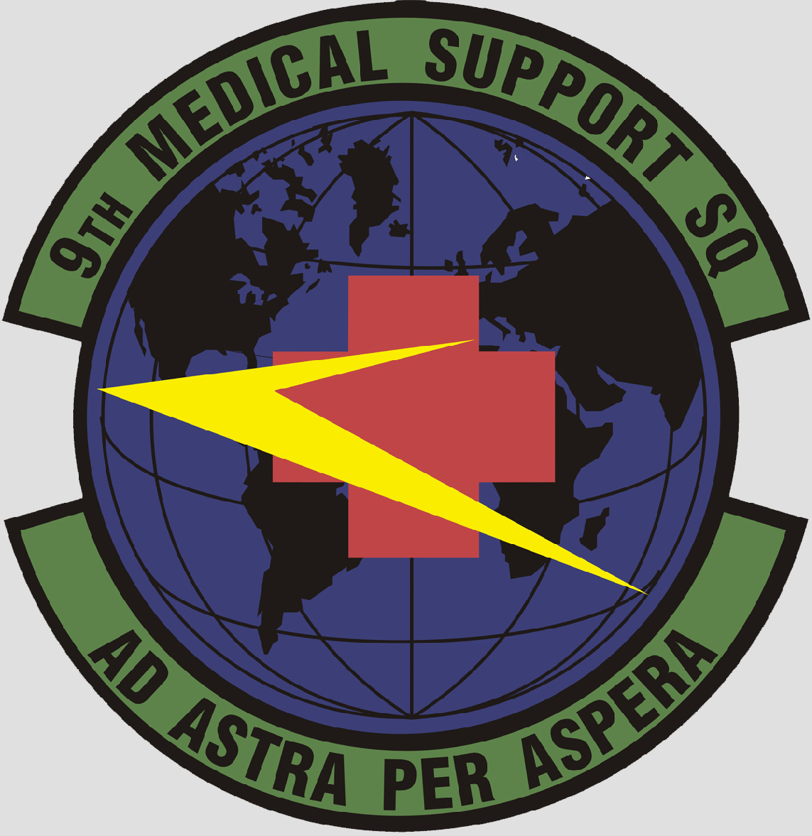 9th Medical Support Squadron