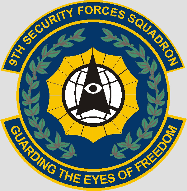 9th Security Forces Squadron